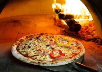pizza chic aix les bains cuisson au feu de bois